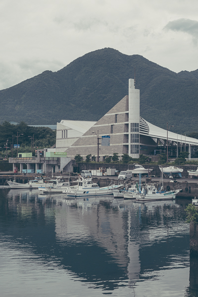 Yakushima hamn
