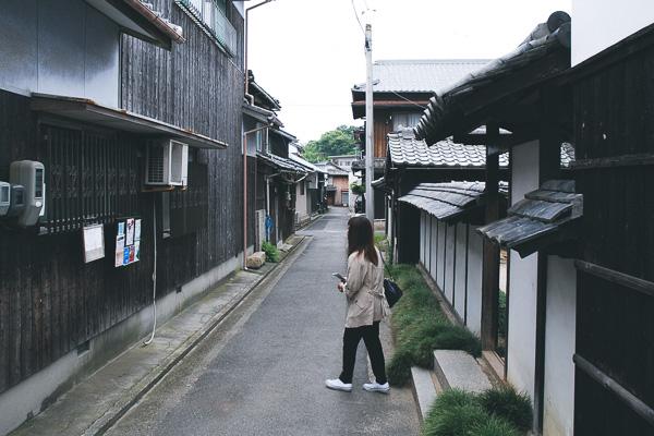 Mysiga små gator